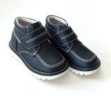 Botas de niño azul marino - foto