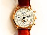 Reloj de oro dubois & fills 1785 - foto