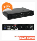 NUEVAS XPA-1800 (3600W / 1800 WRMS) - foto