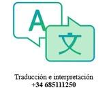TRADUCTORA (INGLES/FRANCÉS>ESPAÑOL) - foto