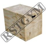 Cajón salto plyo crossfit 60x50x40 cm - foto