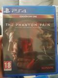 juegos ps4  the phanton pain - foto