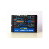 Cartucho de Mega Drive de 112 juegos - foto