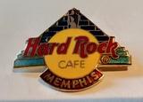 Pin Hard Rock Café Memphis - foto