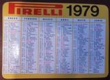 Calendario Pirelli, Año 1979 - foto