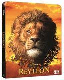 Steelbook El Rey León 2D-3D (bluray) - foto