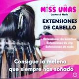Extensiones de cabello - foto
