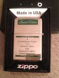 Zippo 28 of 125 ROSEART Limited Edition - foto