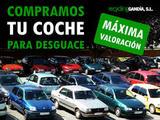 COMPRO COCHES PARA DESGUACE. . .  - foto