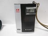 229-Radio transistor Sharp - foto