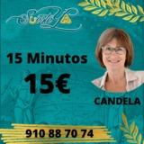 CANDELA,  VIDENTE NATURAL 910 88 70 74 - foto