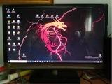 Monitor LED HP x2301 - foto