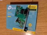 Tarjeta de red gigabit tp-link - foto