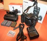 Canon 50D + Grip original BG-EN2 - foto