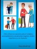 Cuidador de personas dependientes - foto