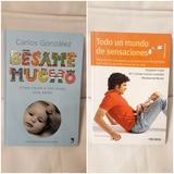 LOTE 2 LIBROS NUEVOS DE CRIANZA.  - foto