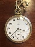 Reloj bolsillo omega - foto