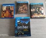 Harry potter y hobbit bluray - foto