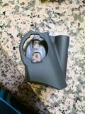 soporte sombrilla carro stoke - foto