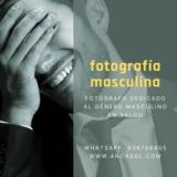 Fotógrafo para modelos masculinos - foto