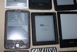 10 libros electronicos PARA PIEZAS - foto