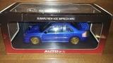 AUTOART - Subaru Impreza Wrc 2003 1:18 - foto