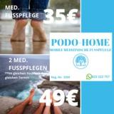Mobile Med.Fußpflege/Hausbesuche - foto