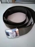 Cinturon militar - foto