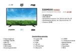 televisión 32 pulgadas - foto