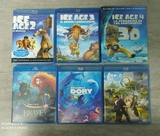 6 blu-ray disney pixar - foto