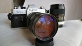Canon FTB con 35-105 - foto