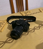 cámara canon - foto