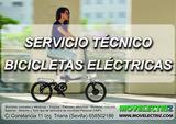 Reparación bicicletas eléctricas - foto