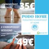 Chiropodist podiatrist home visits - foto
