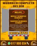 Oferta en mudanza (mudanzas el canguro) - foto