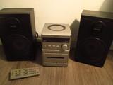 Mini cadena AIWA CD, reproductor  música - foto