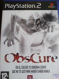 Juego playstation2 obscure - foto