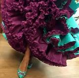 Confección trajes de flamenca a medida - foto