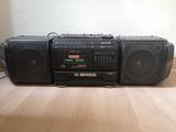 radio cassete ochentero - foto