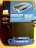 Cisco-Linksys BEFSR41 Cable/DSL Router - foto