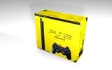 Caja consola Sony PS2 Reproducción - foto
