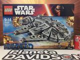 Lego Star Wars 75105 Millennium Falcon - foto
