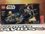 LEGO Star Wars 75150 Tie Advanced de Vad - foto