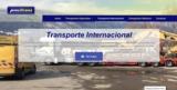 Transporte internacional maquinaria - foto