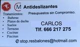 Antideslizantes - foto
