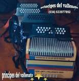 Vallenato grupo musical en España - foto
