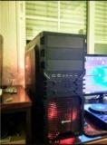PC gamer con rx 570 - foto