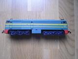 Locomotora alco H0 - foto