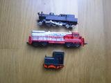 Locomotoras escala n - foto