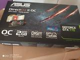 Asus GeForce GTX 770 DirectCU II OC - foto